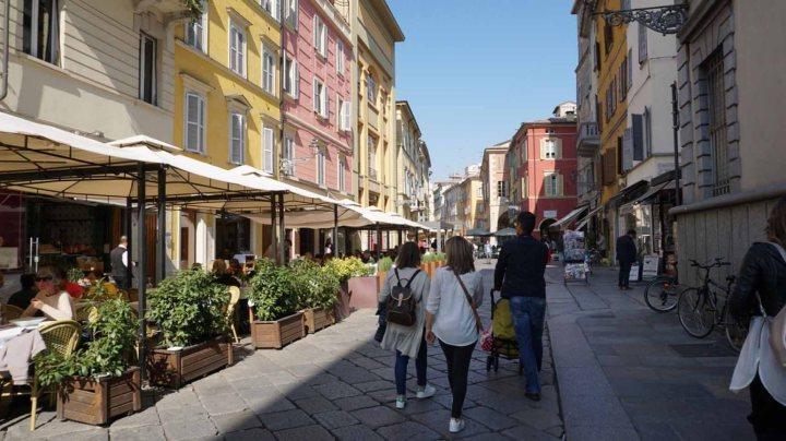 Itália – Parma