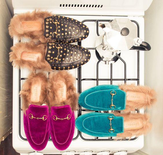 Trend Alert –Slippers