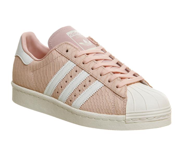 Trend Alert – Light PinkSneakers