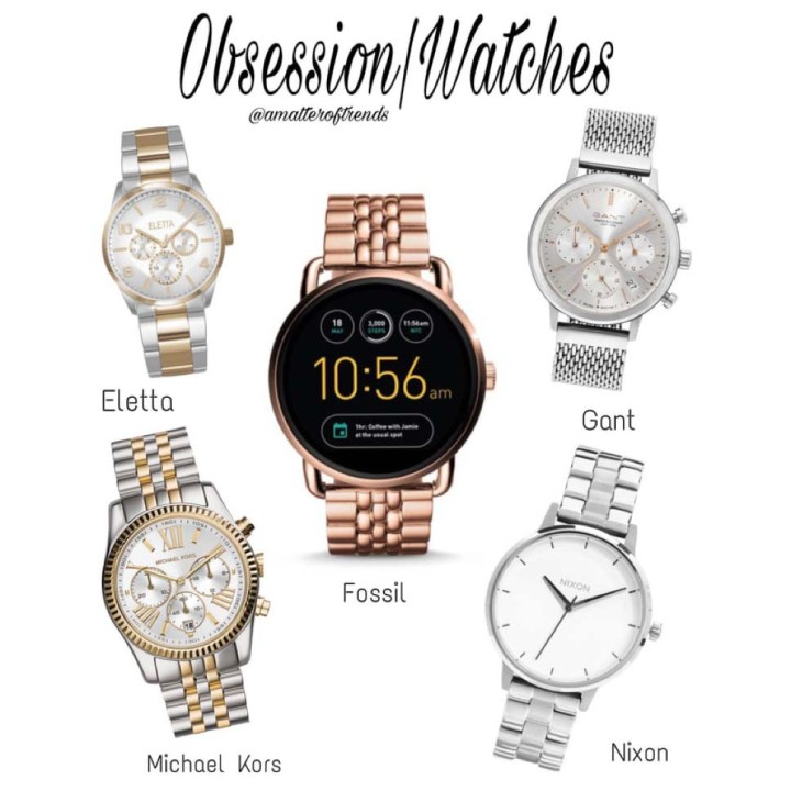 Obsession – Watches