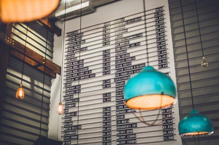 Jantar pelo Porto…Terminal 4450